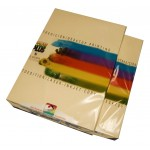 Papel A4 crema 80 g. Color Plus