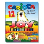 Rotuladores de 12 colores Joy Carioca