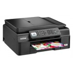 Impresora multifunción con fax tinta color Brother MFC-J470DW