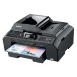Impresora multifunción con fax tinta color Brother MFC-J5910DW