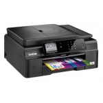 Impresora multifunción con fax tinta color Brother MFC-J870DW