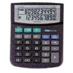 Calculadora de sobremesa Citizen DL-860