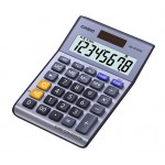 Calculadora de sobremesa Casio MS-80 VERII