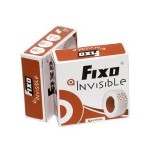 Cinta adhesiva invisible Fixo 33 m. x 19 mm.