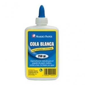 Cola blanca adhesiva 250 ml