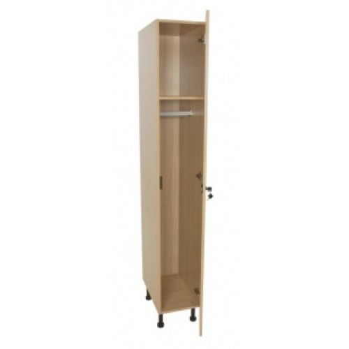 Taquilla 1 puerta ancho 30 cm for Mueble 30 cm ancho