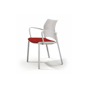Silla spacio con reposabrazos 4142 for Sillas con reposabrazos