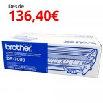 DR7000 BROTHER DR-7000 Negro