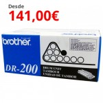 DR200 BROTHER  Negro
