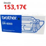 DR8000 BROTHER  Negro