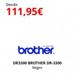 DR3300 BROTHER DR-3300 Negro