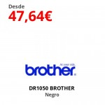 DR1050 BROTHER  Negro